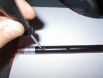 كيف تصنع ليزر حارق من ليزر عادى + معلومات ليزر أخضر شرير لدفاع 100mw+ وصناعة ليزر بالسيدروم Pict0914