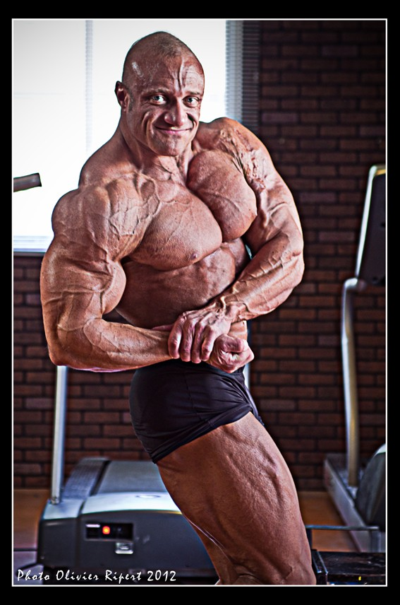 body - RIPERT'S BODY SHOW 2012 Niaois10