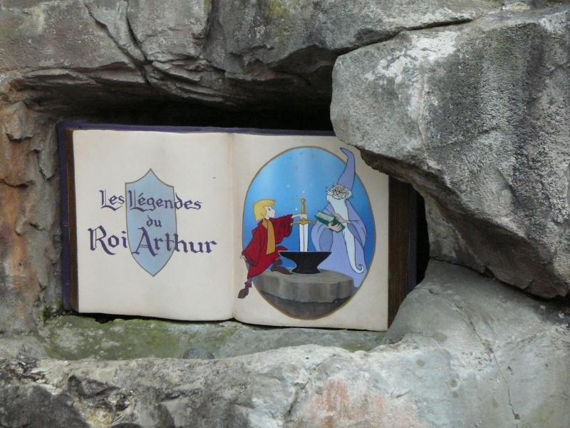 [Storybook Land] Casey Jr. - le Petit Train du Cirque & Le Pays des Contes de Fées (1994) P1070615