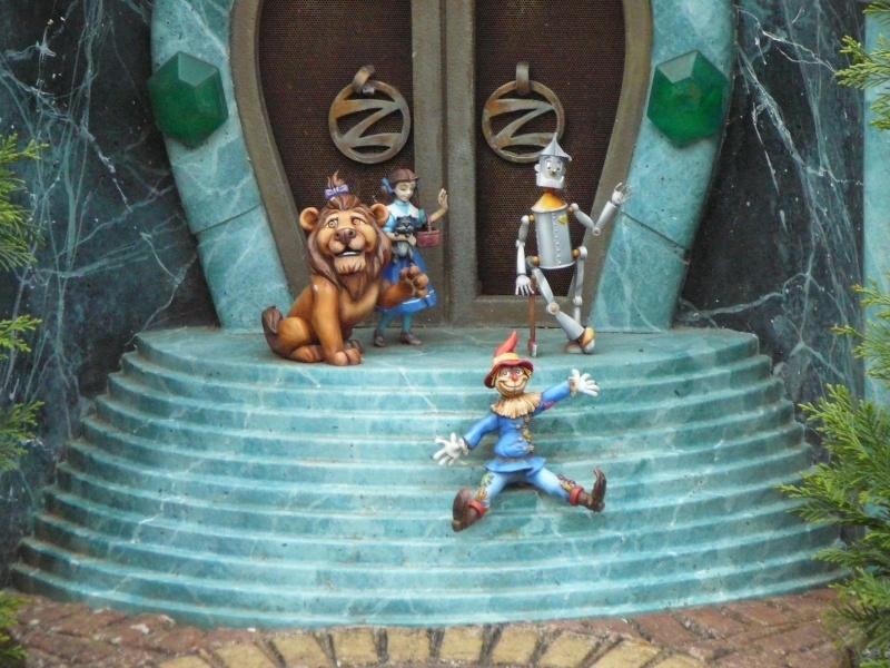[Storybook Land] Casey Jr. - le Petit Train du Cirque & Le Pays des Contes de Fées (1994) P1070619