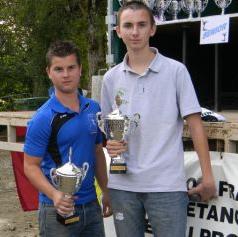 Championnat de la mayenne tête à tête 2012 à ERNEE 110