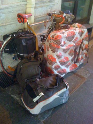 Fabrication de remorque vélo Empaqu10
