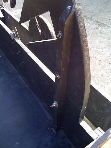 Fabrication de remorque vélo Fixati10