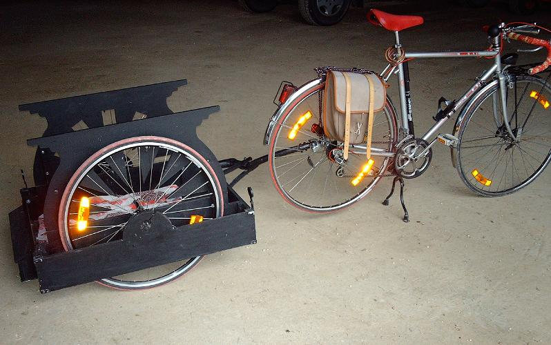 Fabrication de remorque vélo Remorq10
