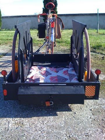 Fabrication de remorque vélo Vue_ar10