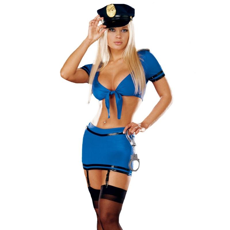 Aca les dejo la foto de otra amiga Police10