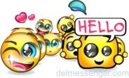 Packs de emoticonos animados para Live Messenger. Paquetes de smileys brillantes para bajar Paquet10