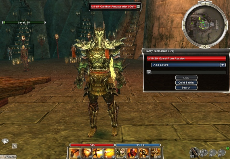 Ugly/funny armor combinations! Gw21310