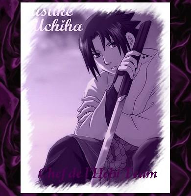 Saï chez l'Hokage Sasuke10