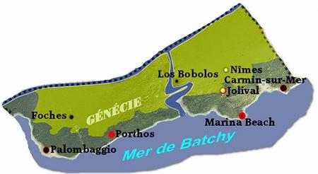 Province de Génécie  Champs13