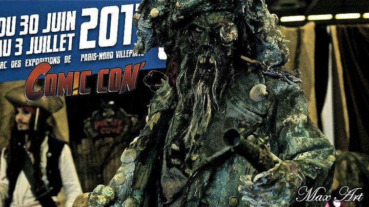 Reportage Salon Comic Con de 2011 26127410