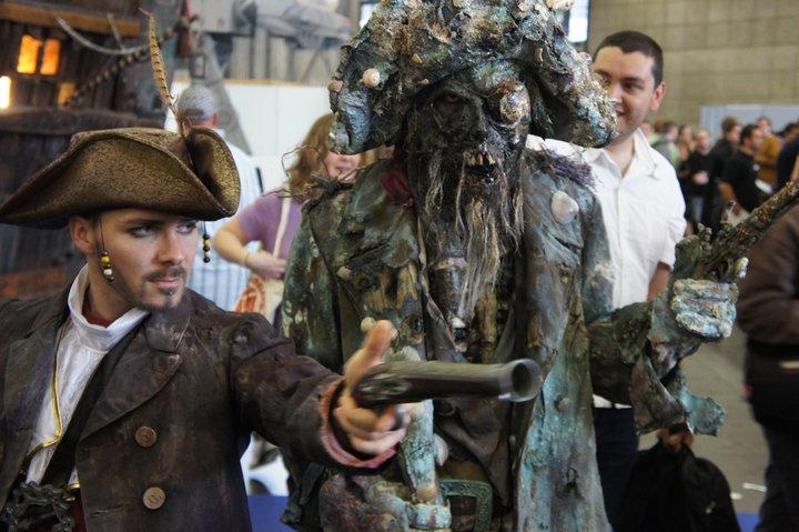 Reportage Salon Comic Con de 2011 26211210