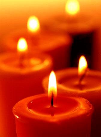 Upalite svijecu nasem Andjelu Candle10