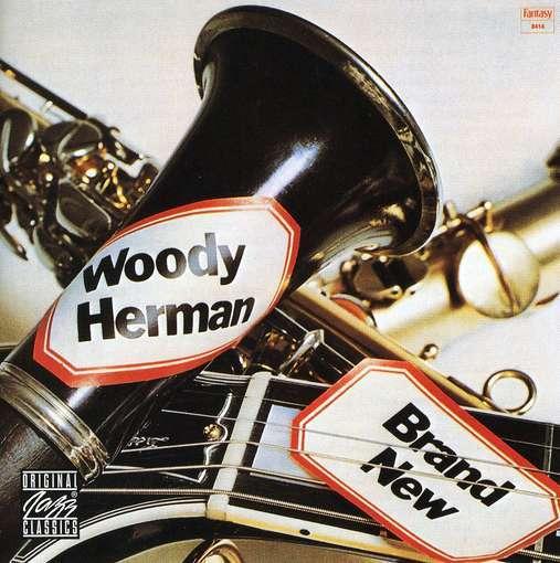 Woody Herman : Brand New (1971) 30758910