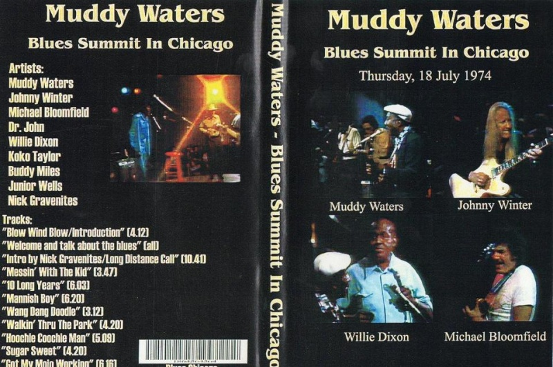 Muddy Waters w. Bloomfield & Friends - Blues Summit In Chicago (1974) 3811_710