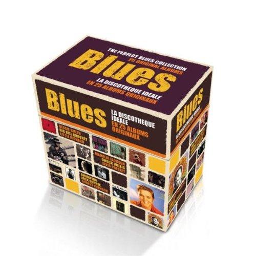 Blues - La discothèque idéale en  25 CD 51qsv810