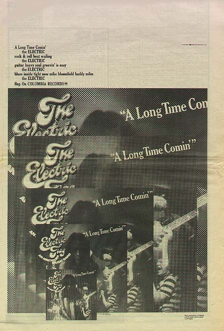 The Electric Flag : A Long Time Comin' (1968) Tumblr14