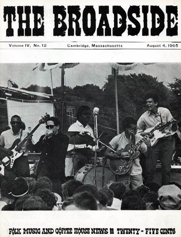The Paul Butterfield Blues Band  : Live At Newport Festival 65' Tumblr17