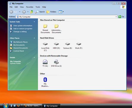 Make Your Windows XP Look Like Vista pt.2 Vistal10