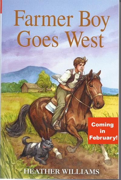 New Book!!!!   Farmer Boy Goes West Farmer10