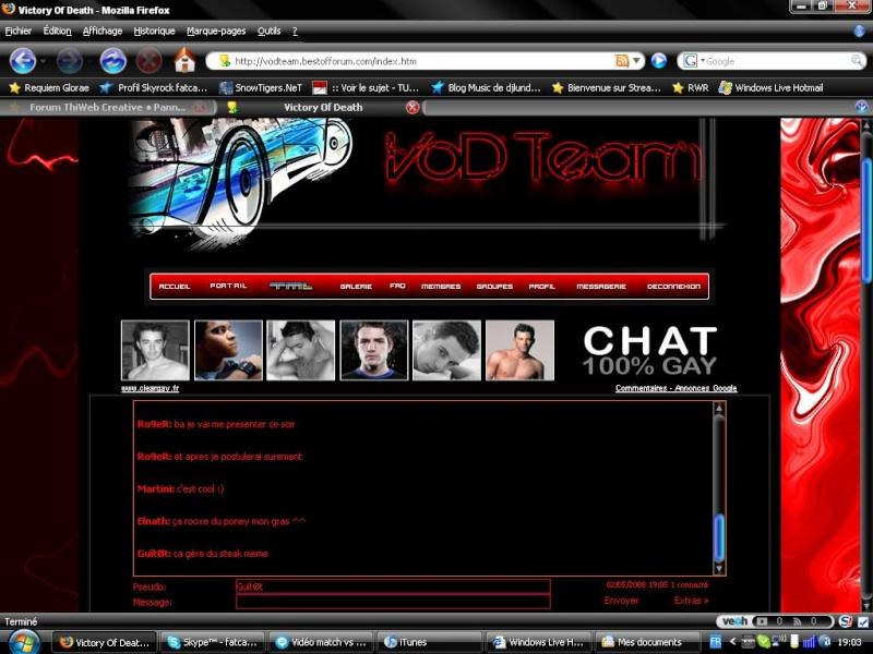 Un forum gay ?????? Gayzou10