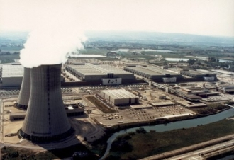 TRICASTIN. 4 points d'uranium inexpliqués découverts près du site nucléaire 53525310
