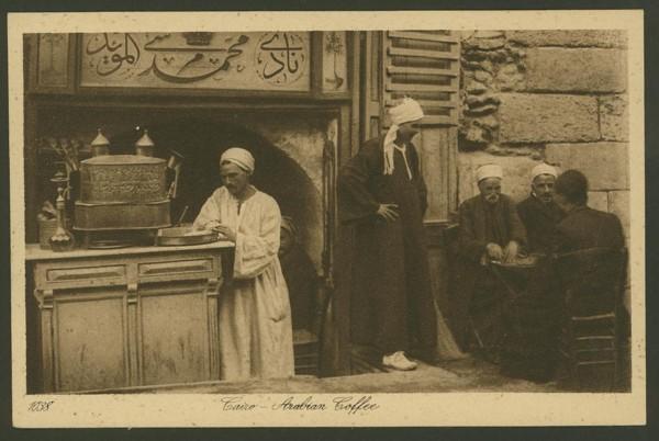 Ägypten  -   Szenen und Typen, Sitten und Gebräuche 00611