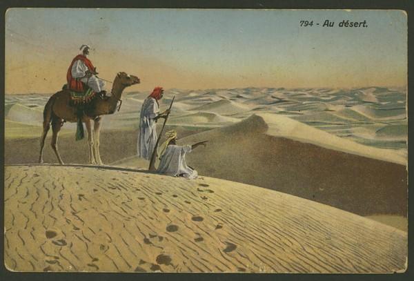 Ägypten  -   Szenen und Typen, Sitten und Gebräuche 03110