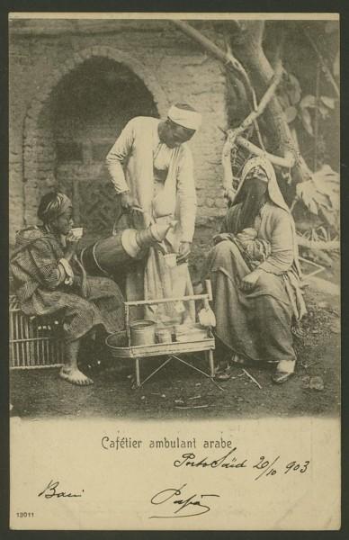 Ägypten   -   Alte Ansichtskarten   /   Menschen bei der Arbeit 03710