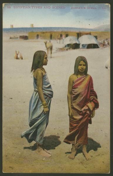 Ägypten  -   Szenen und Typen, Sitten und Gebräuche 04610