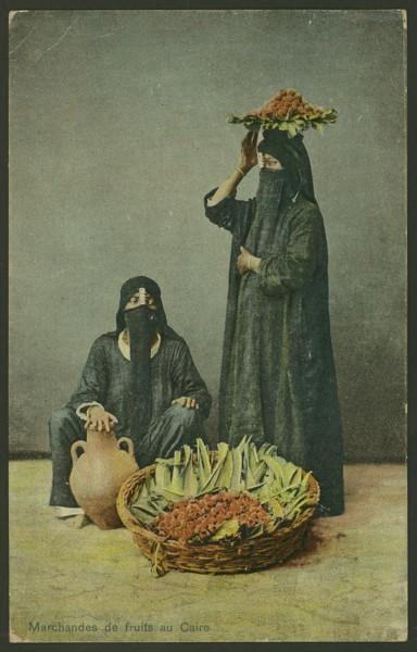 Ägypten   -   Alte Ansichtskarten   /   Menschen bei der Arbeit 05010