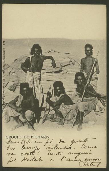 Ägypten  -   Szenen und Typen, Sitten und Gebräuche 05310