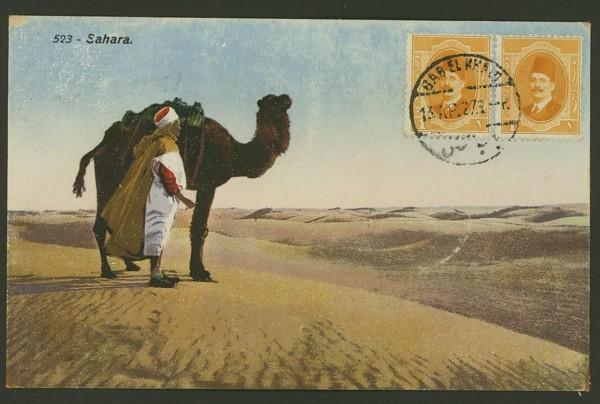 Ägypten  -   Szenen und Typen, Sitten und Gebräuche 06010