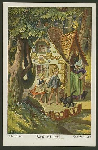 Märchen Hansel12