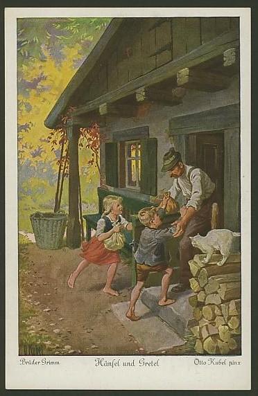 Märchen Hansel15