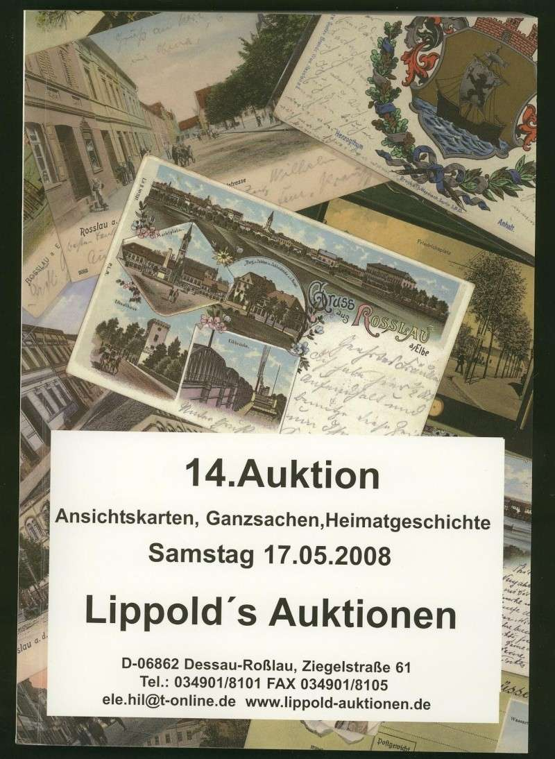 Auktionskataloge Lippol10