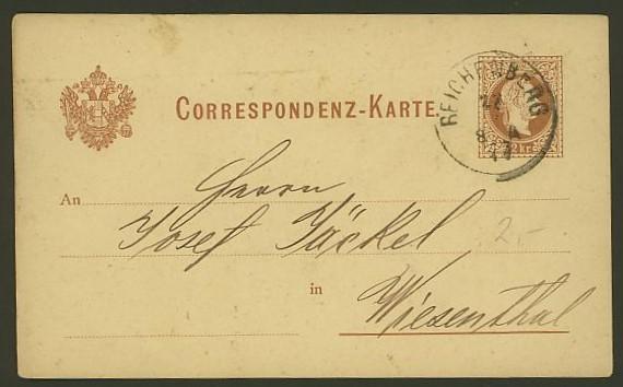 Bücher, Zeitschriften, Verlage, Buchhandlungen   -   Textzudrucke auf Postkarten N_reic10