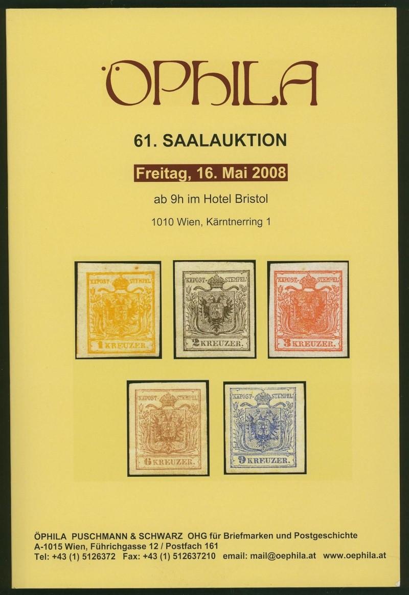 Auktionskataloge Oephil10