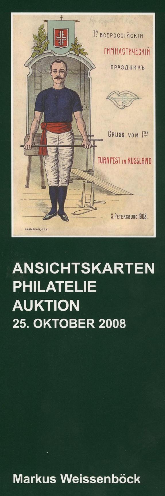 Auktionskataloge Weisse10