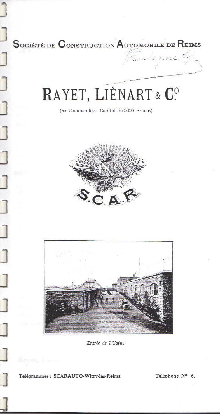 L'Usine Automobile SCAR de Witry-les-Reims 02_tit10