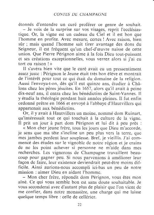"""Dom PERIGNON, """"Inventeur"""" du Champagne 03_pag12"""