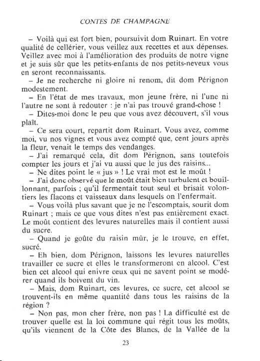 """Dom PERIGNON, """"Inventeur"""" du Champagne 04_pag12"""