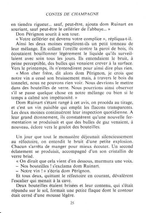 """Dom PERIGNON, """"Inventeur"""" du Champagne 06_pag12"""