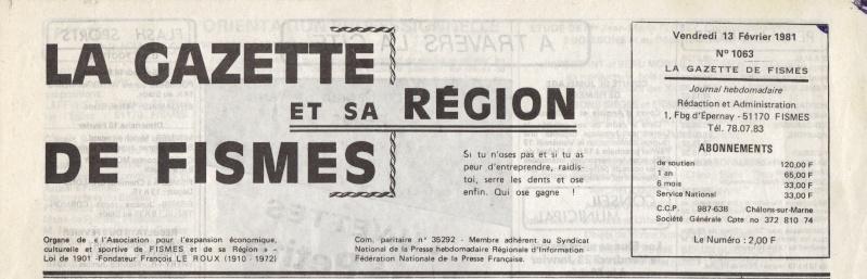 La Gazette de FISMES et sa Région 1063_t10
