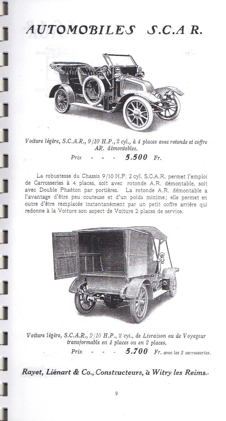 L'Usine Automobile SCAR de Witry-les-Reims 10_pag10