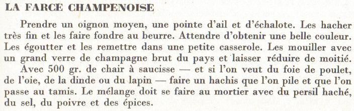 Recettes & Paysages : L'Est de la France 11_far10