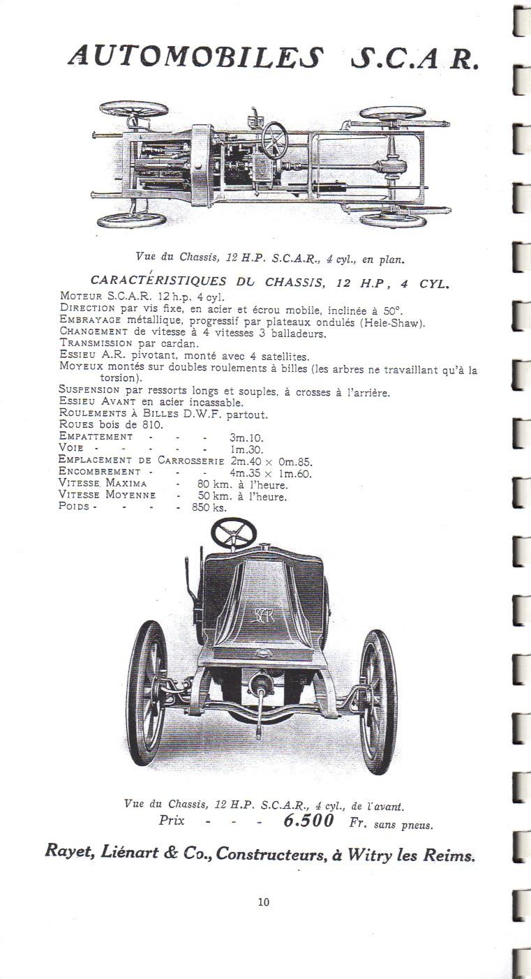 L'Usine Automobile SCAR de Witry-les-Reims 11_pag10