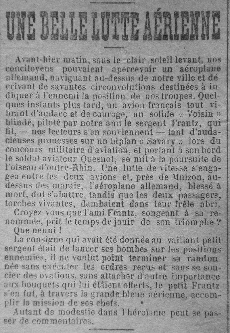L'Aviation dans la Marne pendant la Grande Guerre 1914_117