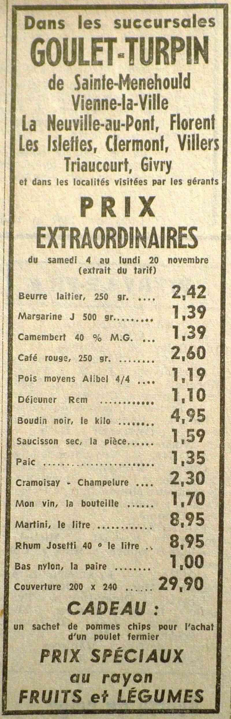 La Marne, Berceau du Succursalisme 1967-110