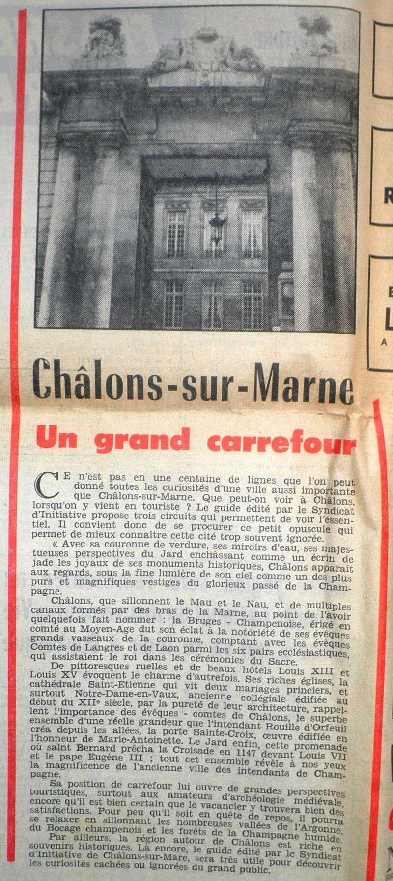 Les Pages Touristiques dans la Presse Locale 1972-025